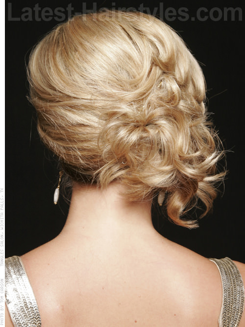 Prom Hairstyles 2013 Updos Back View Lektonfo