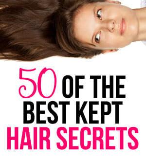 Cute Hair - Magazine cover