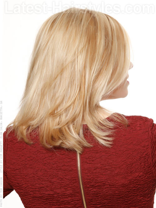 long blonde bob 2