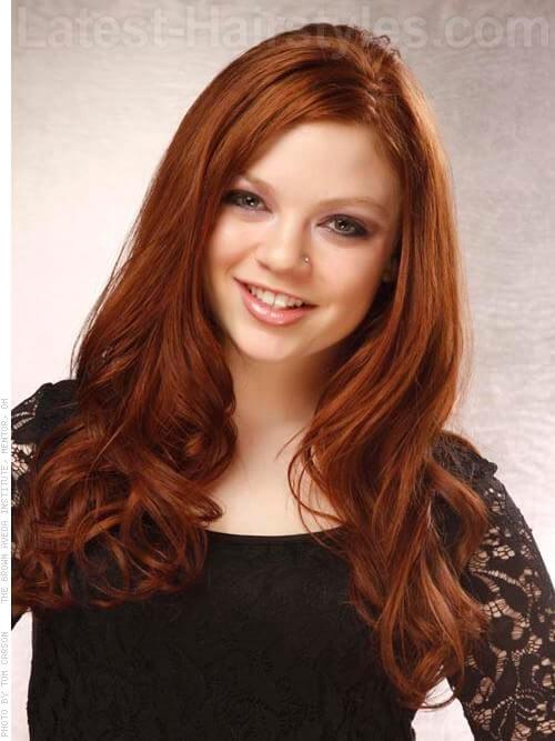 Red Velvet Riches Red Hair