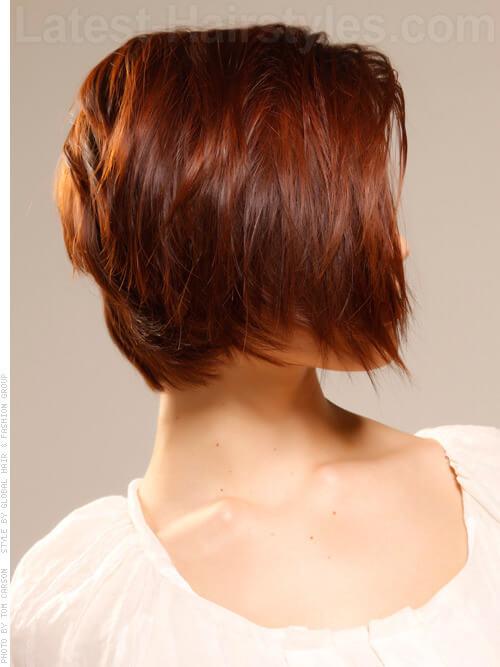 Awe Inspiring Choppy Bob Hairstyles 14 Stunning Choppy Bobs Hairstyles For Women Draintrainus