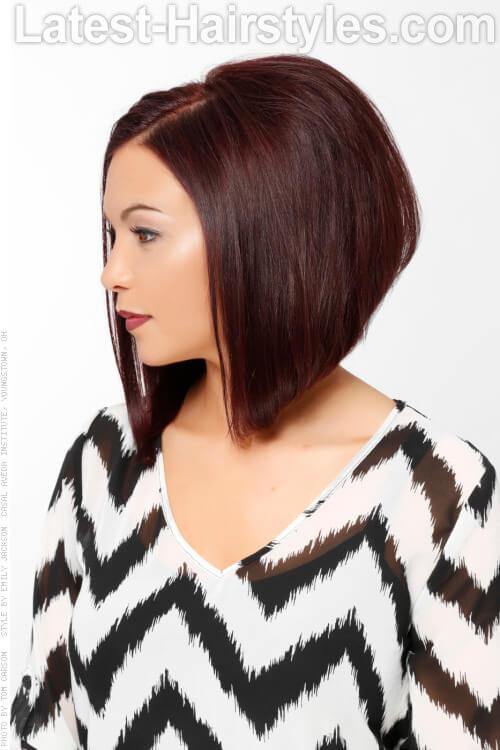 Neutral Nutmeg Haircolor Side View
