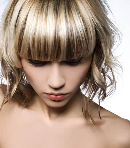 Bold Blonde Highlights Daring Lowlights