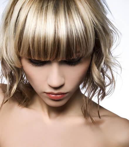 Bold Blonde Highlights Daring Lowlights