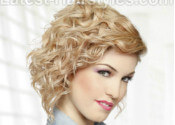 Curly Hairstyles for Summer
