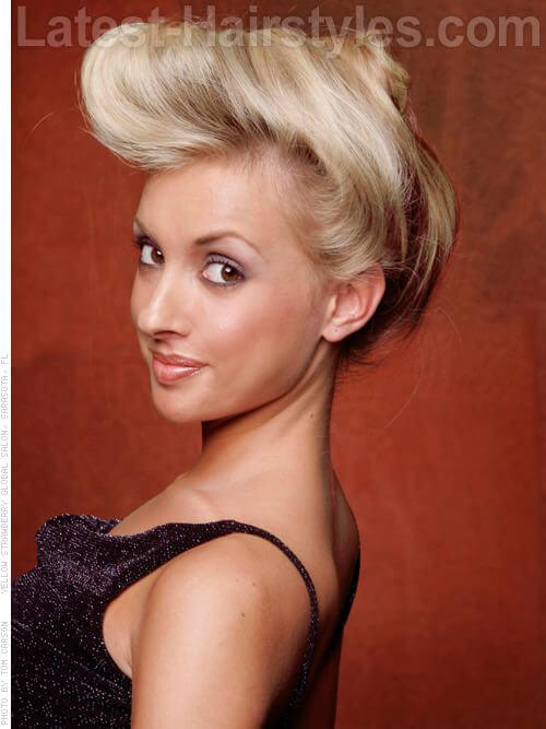Highlighted Hottie Full Blonde Hair