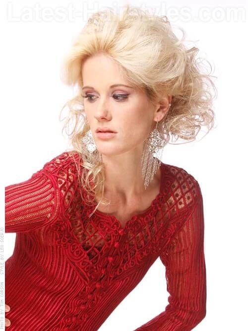 Pretty Platinum Pale Blonde Hair Color
