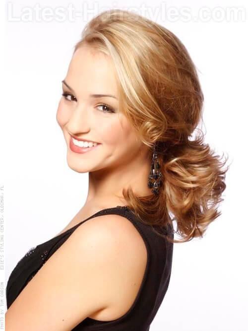 Awe Inspiring 30 Bombshell Blonde Highlights To Add To Your Bucket List Short Hairstyles Gunalazisus