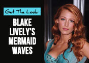 blake lively mermaid waves