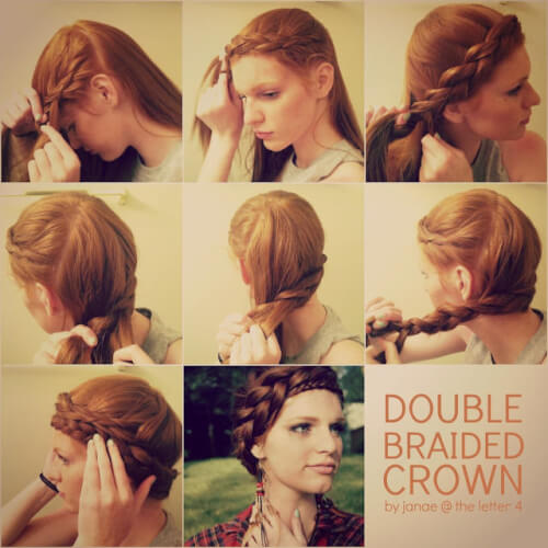 Hairstyles For Short Hair Double Crown : Easy Dutch Braid Hairstyles: Grab Your Clogs!