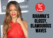 rihanna long hair