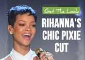 rihanna pixie haircut