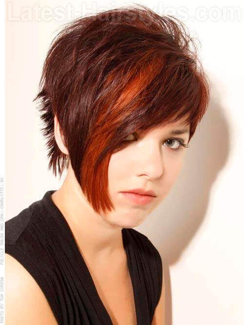 Super 20 Incredible Short Hairstyles For Thick Hair Hairstyles For Women Draintrainus