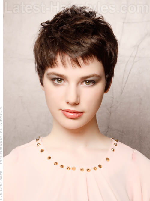 Pixie Short Hairstyles