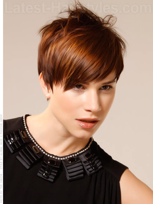 spiky haircuts for thick hair 34 greatest haircuts and hairstyles for thick hair 1333