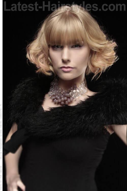 Tremendous 20 Incredible Short Hairstyles For Thick Hair Short Hairstyles Gunalazisus