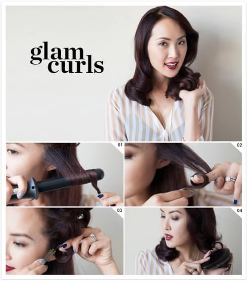 Astonishing Vintage Glam 4 Roaring 20S Hairstyles Short Hairstyles Gunalazisus