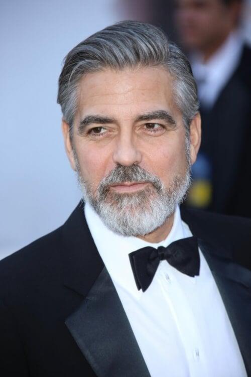 men's gray hairstyles