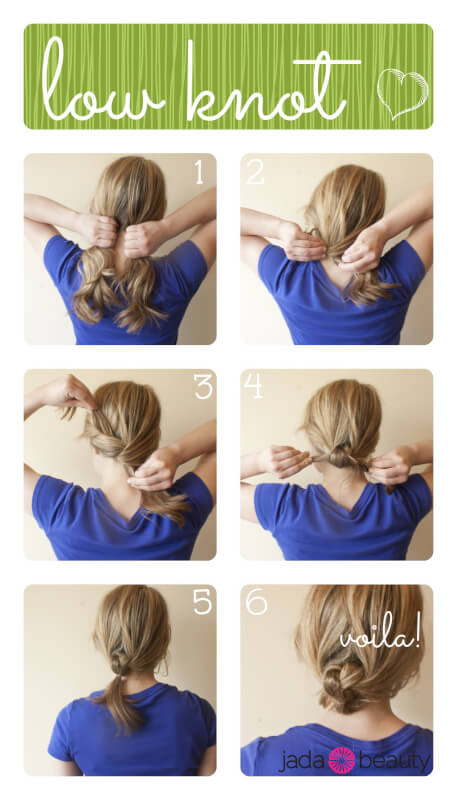 cute hairstyles that are easy : Work it Out: 5 Cute Gym Hairstyles For Your Workout