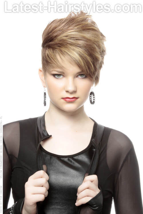 Peachy 25 Short Hairstyles For Round Faces You Can Rock Short Hairstyles Gunalazisus