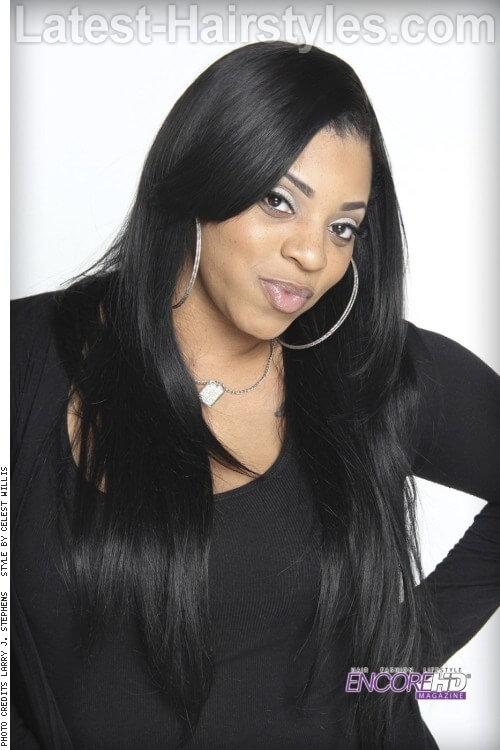 Marvelous Hot Hair Alert 20 Gorgeous Hairstyles For Long Straight Hair Short Hairstyles For Black Women Fulllsitofus