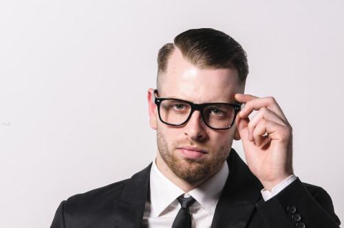Short Cool Haircut for Men