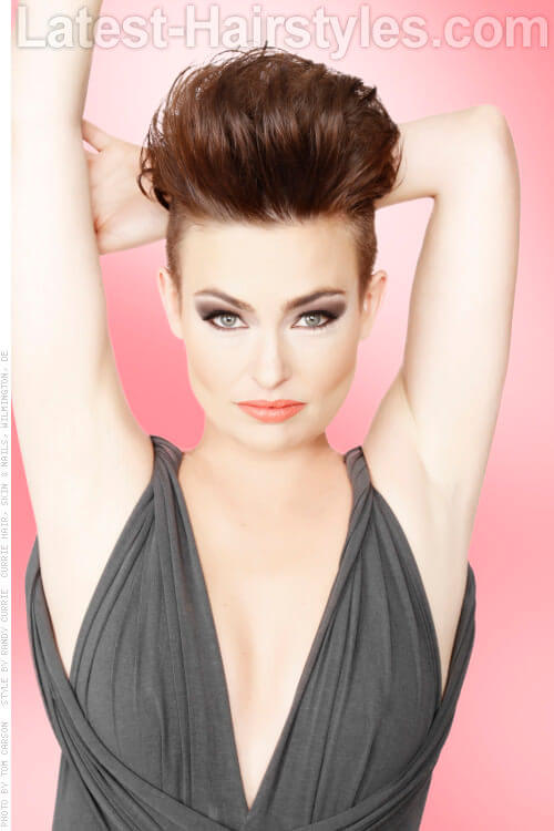Marvelous 25 Short Hairstyles For Round Faces You Can Rock Short Hairstyles Gunalazisus