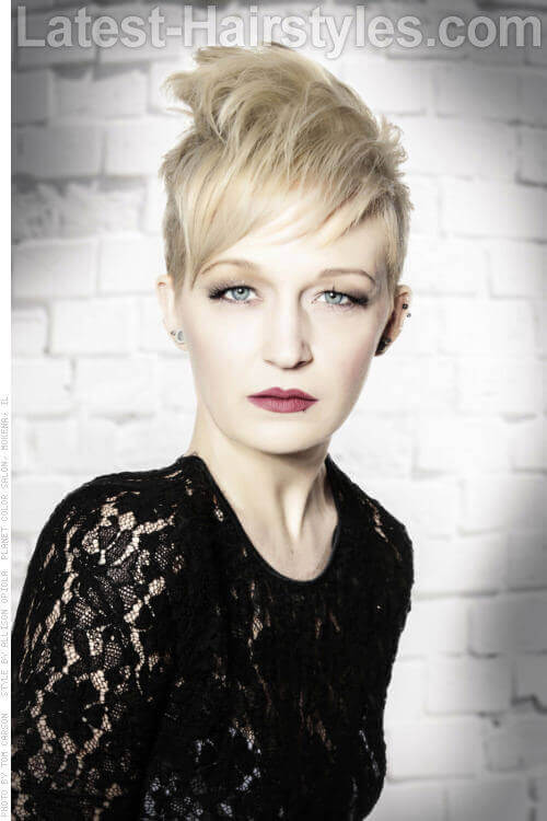 Prime 25 Short Hairstyles For Round Faces You Can Rock Short Hairstyles Gunalazisus