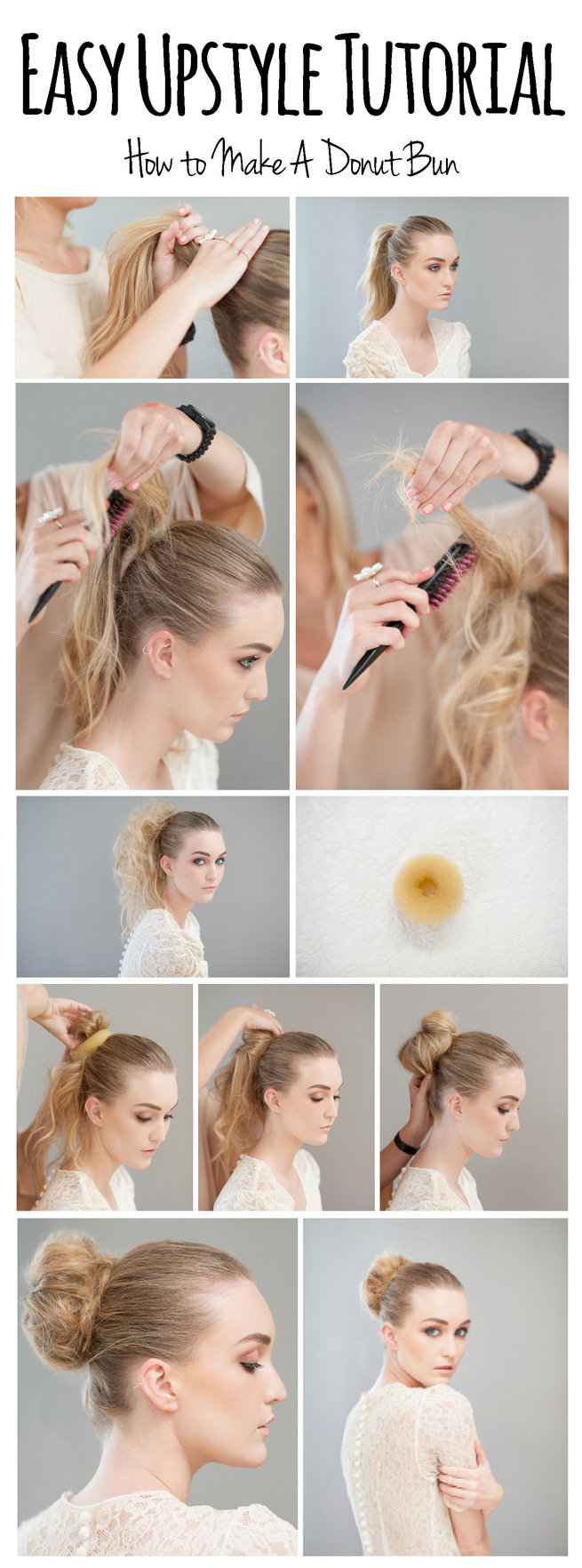 Sensational Deceptive Bun Hairstyles 10 Easier Than They Look Buns Short Hairstyles Gunalazisus