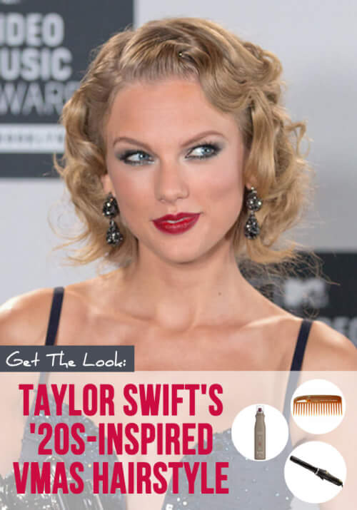 Taylor Swift VMA hair