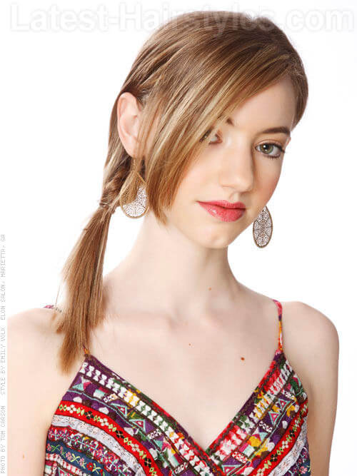 Excellent 20 Simple Hairstyles That Look Anything But Simple Short Hairstyles Gunalazisus
