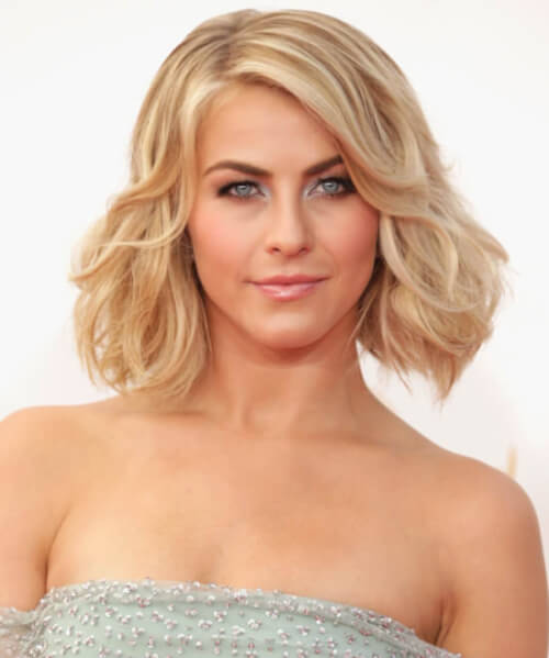 Julianne Hough's Emmy Awards Hairstyle