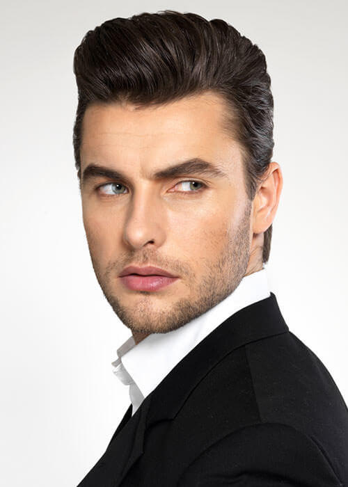 49 Best Men\'s Haircuts & Hairstyles for Short Hair in 2018