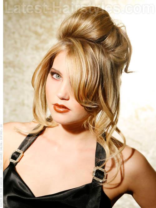 Va Va Voom Blonde Hair Highlights