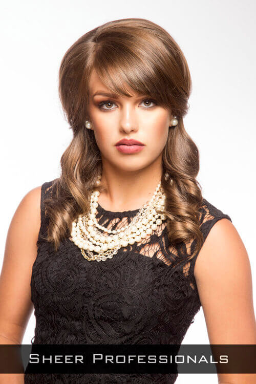 Enjoyable 20 Hairstyles That39Ll Make You Want Long Hair With Bangs Short Hairstyles For Black Women Fulllsitofus