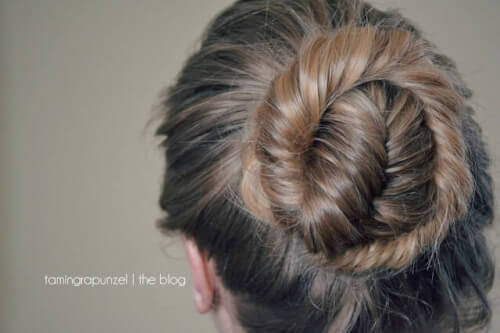 Ways to Style a Fishtail Braid