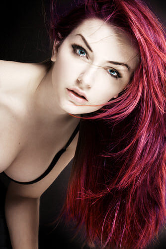 10 Rich Burgundy Hair Colors That Will Work On You