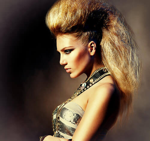Super 16 Punk Hairstyles Like You39Ve Never Seen Before Hairstyles For Women Draintrainus
