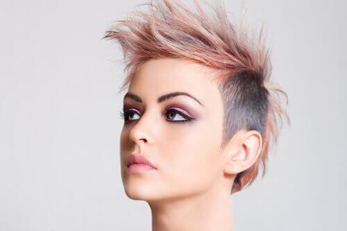 Fantastic 16 Punk Hairstyles Like You39Ve Never Seen Before Short Hairstyles For Black Women Fulllsitofus