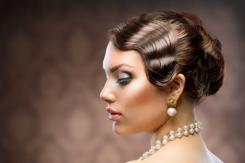 Finger Wave Hair Styles: 25 Vintage Hairstyles That Are Totally Hot Right Now
