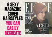 Magazine Cover Hairstyles You Can Recreate Yourself