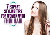 Styling Tips for Women With Thin Hair