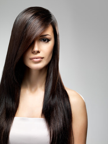 Chocolate Silky Smooth Dark Hair Colors