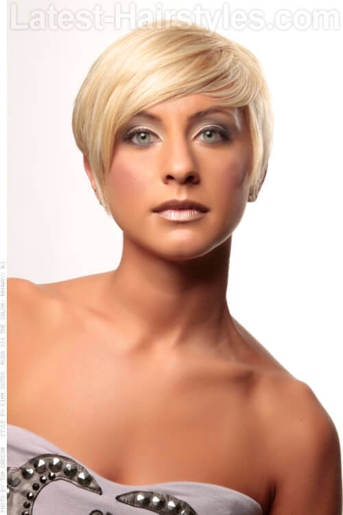 Fine 20 Fun Amp Spunky Short Blonde Hairstyle Ideas Short Hairstyles For Black Women Fulllsitofus