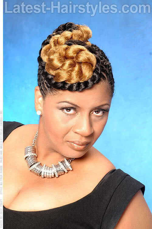 Brilliant Weave Hairstyles That Turn Up The Heat 10 Hot Weaves Hairstyles For Women Draintrainus