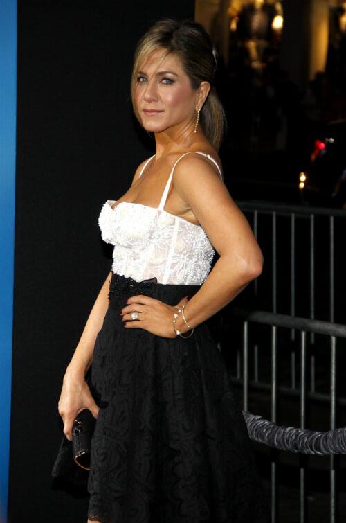 Jennifer Aniston Ponytail