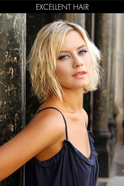 Sensational 20 Timeless Short Hairstyles For Thin Hair Short Hairstyles Gunalazisus