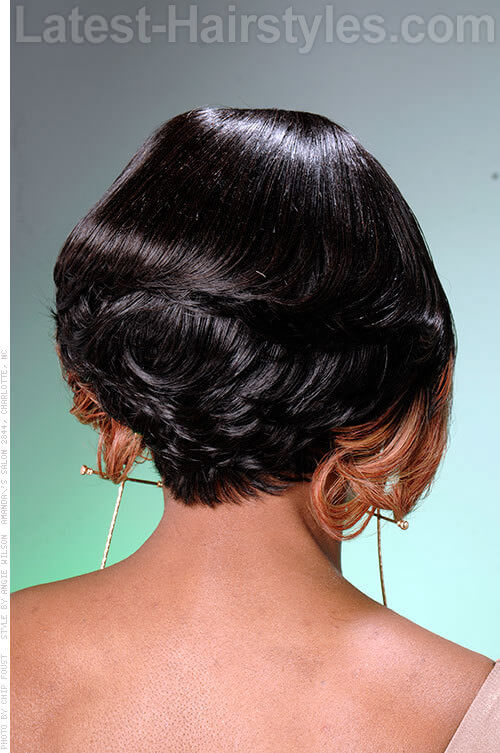 Superb Amazing And Also Interesting African American Bob Haircuts With Hairstyles For Men Maxibearus