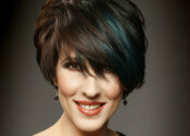 Short hairstyles for winter 2014