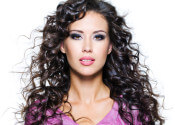Long Spiral Layered Curls Hairstyle